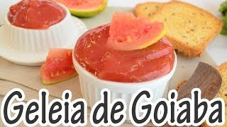 GELEIA DE GOIABA CASEIRA