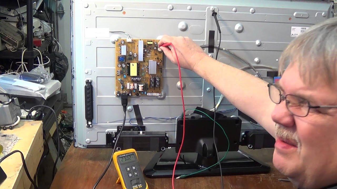 LG 42LN5300 Dead Not power supply