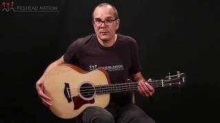 Taylor GS Mini-e Bass Demo from Peghead Nation