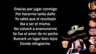 Nunca Comprendí - Jorge Oñate (Letra)