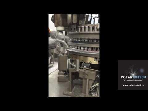 Pharma Industry Dry Ice Cleaning - Polar IceTech Ltd