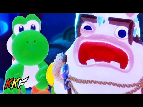 Lava Pit-Challenge 5: No Pain, No Gain - Mario + Rabbids Kingdom Battle