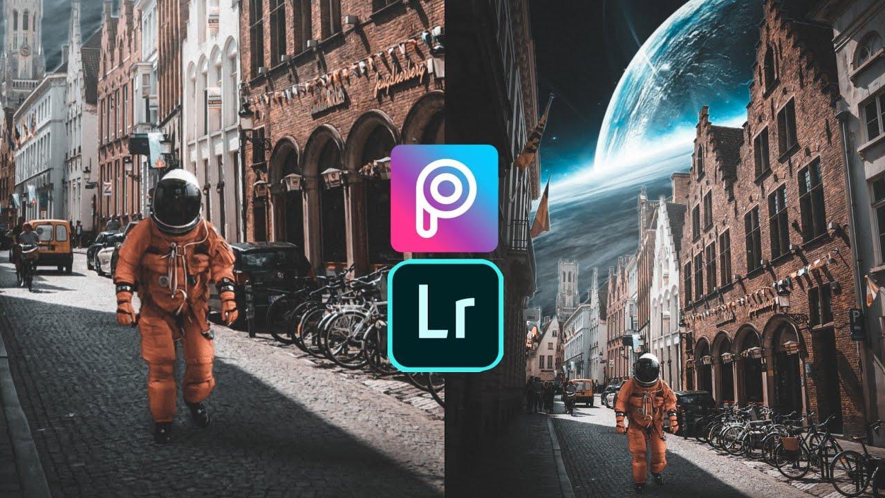 редактор фото космос российского