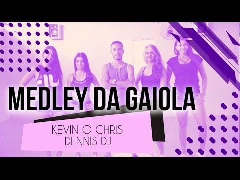 Medley da Gaiola - Kevin o Chris Dennis DJ  Coreografia - SóRit