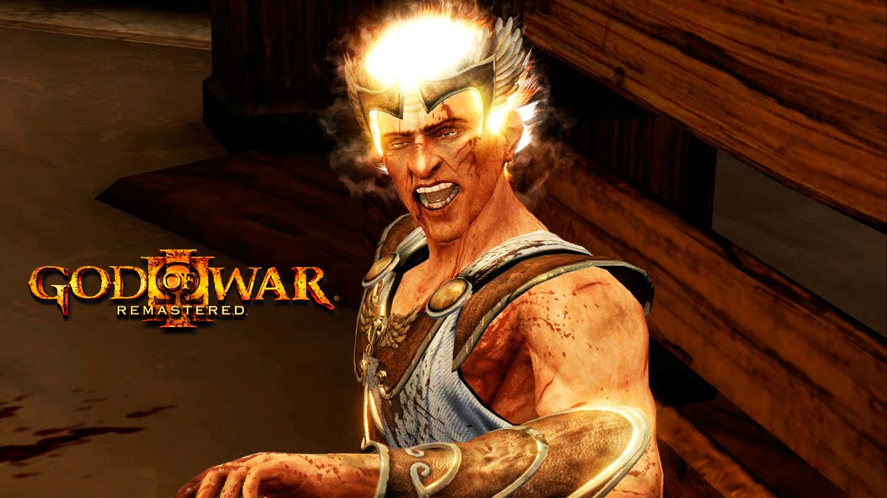 Hermes god of war 3