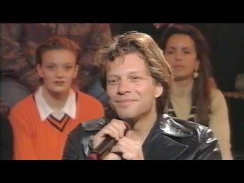 BON JOVI - Taratata TV Show 1996