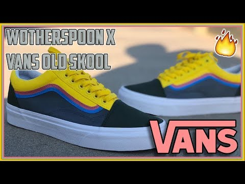 CUSTOM VANS | Sean Wotherspoon - (DIY Tutorial)