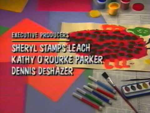 Barney & Friends The Exercise Circus! Ending Credits