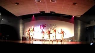 Elenco de Danza Hindu y Arabe UTP - Danza Shipibo
