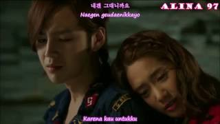 Tiffany SNSD - Because Its You OST Love Rain (INDO SUB)