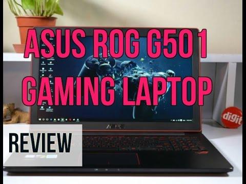 Asus ROG G501VW Gaming Laptop Review | Digit.in