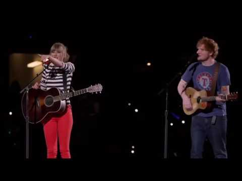 Taylor Swift feat. Ed Sheeran - Everything Has Changed (Live at Red Tour)