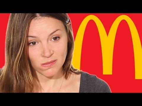 Americans Try McDonald's For The First Time