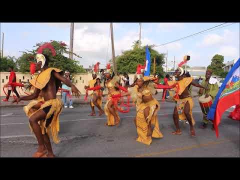 CARIFESTA Parade 2017 Barbados