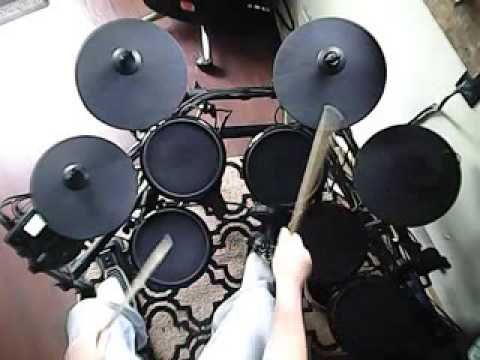 Ray Charles Hit The Road Jack Drum Cover
