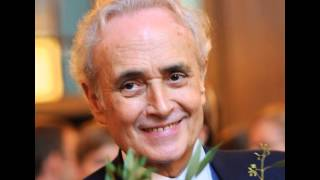 "Jose Carreras, ""Anema e core"", 10-7-2011 (live), in Moscow"