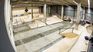 Skatepark Review #06 Skatepark De Fabriek Enschede