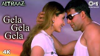 Download Gela Gela Gela | Akshay Kumar | Kareena Kapoor | Adnan Sami | Sunidhi Chauhan | Aitraaz | Hit Song