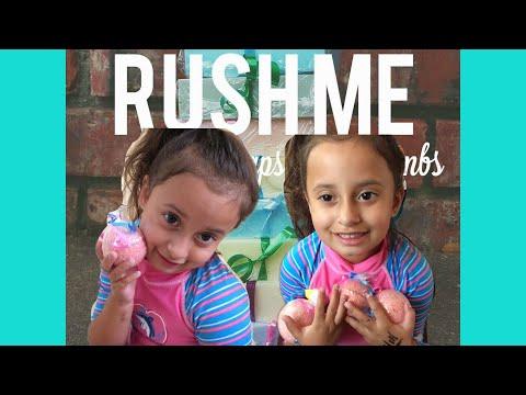 Rush Me : Bathbombs Review