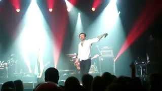 Okean Elzy - Ja tak hochyu... (Vilnius, Teatro arena 2014.03.28)
