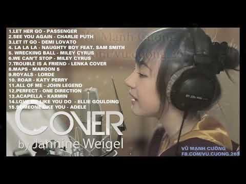 Full Album  Cover Jennina Weigel