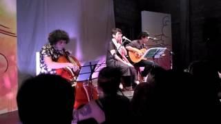AriReda feat Ricky Virgana - Nocturno (live in KKF Jogja)