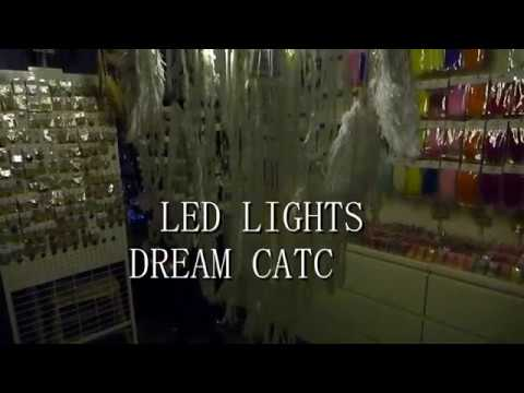 LED Fairy Lights Dream Catcher