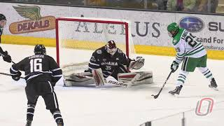 Hockey at North Dakota, Game 2 (NCHC Playoffs) - Highlights