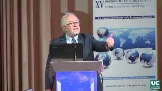 XV Reunión de Economía Mundial - Mario Pezzini, OCDE (SP)