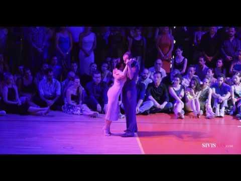 Pablo Rodriguez & Corina Herrera - Quejas de bandoneon - Tango exhibition by Sivis'Art-