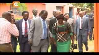 Raila asema ni kichekesho kwa rais kulalamikia rushwa