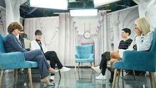 Первый выпуск шоу #ВечерняяХиллари о Сексе и Власти, Как быть Президентом и оставаться Мужчиной?