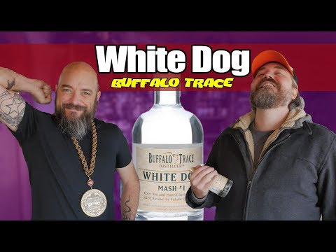 Buffalo Trace White Dog Mash #1 - Daniel Month Day 5