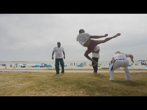Faces Of Africa  - The Capoeira Teacher Of Cape Town