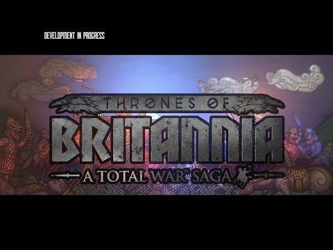 Total  War Sagas - Thrones of Britannia