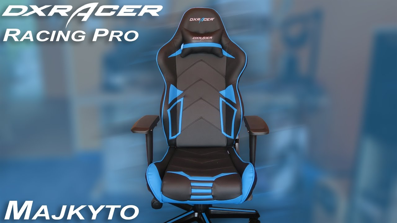 Dxracer Racing Pro Unboxing Youtube Series Oh Rv131 No Black Orange