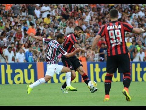 Fluminense 1 x 1 Atlético PR Melhores momentos pela 35ª rodada do Campeonato Brasileiro