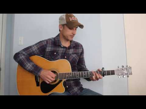 The Lucky One - Alison Krauss - Guitar Lesson | Tutorial