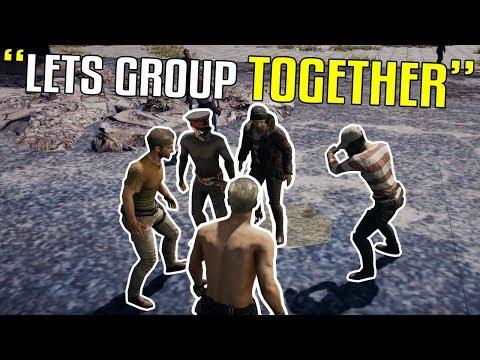 Funny Voice Chat - PUBG - 5 Man Squad