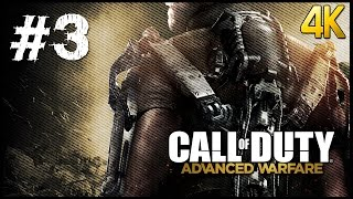 Call of Duty: Advanced Warfare Gameplay Walkthrough Part 3 PC Max Settings 4K 60fps