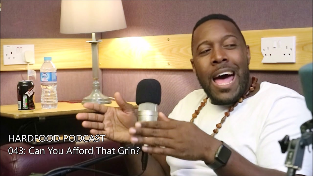 AURIE STYLA SHUTS DOWN AUNTY ASKING FOR JOKE - HARDFOOD PODCAST 043: CAN YOU AFFORD THAT GRIN?