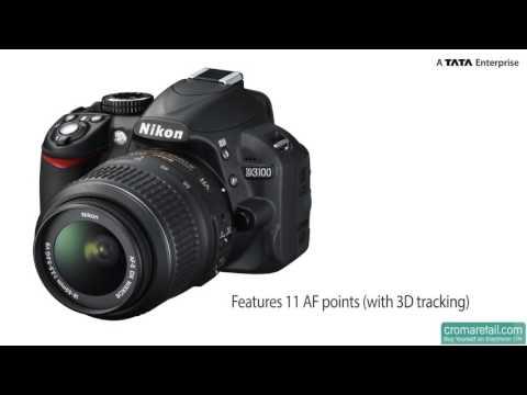 Nikon D3100 14 2 MP Digital SLR Camera (18-55 mm) (Black) | DSLR