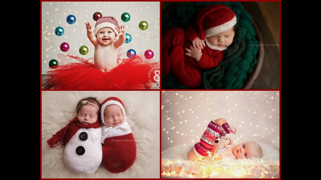 Baby S First Christmas Happy New Year Merry Christmas Greeting