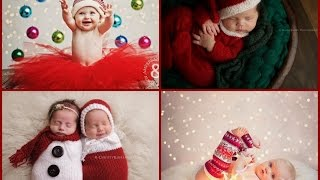 Скачать Baby S First Christmas Happy New Year Merry Christmas Greeting Video