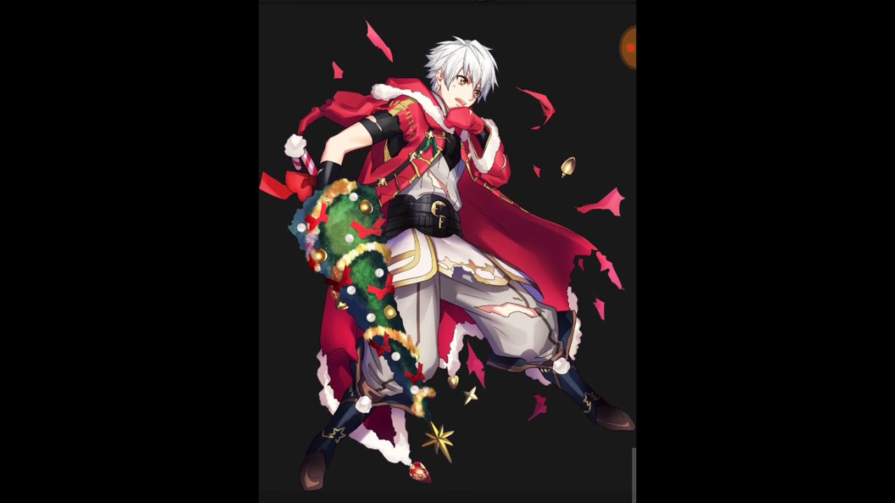 Datamined Christmas Robin and Tharja! Fire Emblem Heroes - YouTube