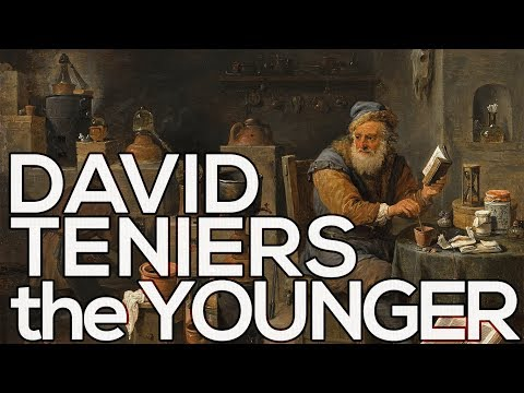 David Teniers the Younger: A collection of 242 paintings (HD)