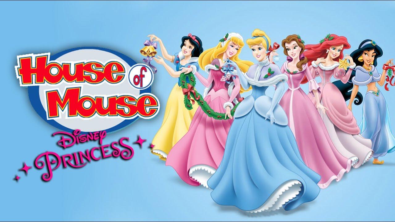 Mi película de princesas (house of mouse) - YouTube