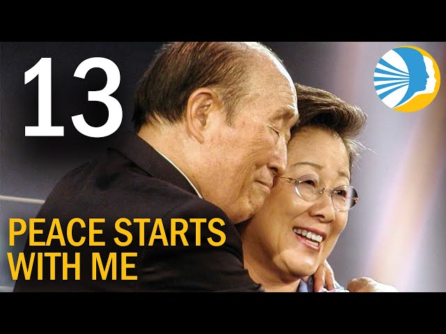 Peace Starts With Me Episode 13 - Not Through Human Eyes