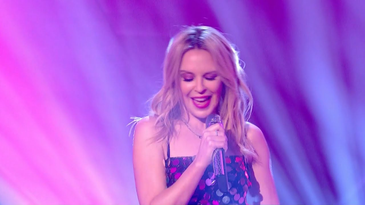 Download Kylie Minogue - Magic (Live The Graham Norton Show)