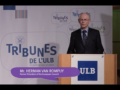 Tribunes de l'ULB : The EU - Japan relationship